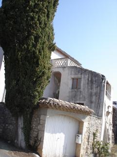 Loplop und die Windsbraut - das Haus (Südwestansicht)